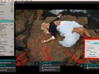 Как удалить нежелательные объекты с фотографии