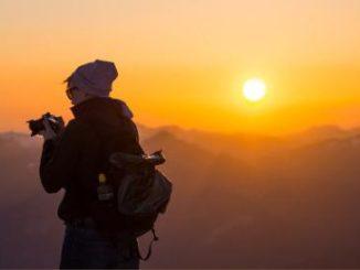 Съемка восходов и закатов