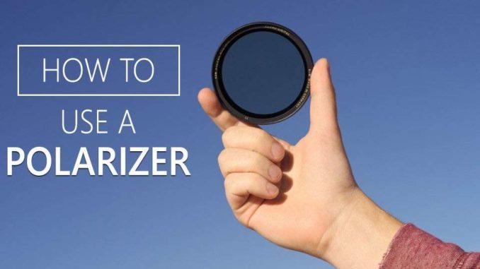 Что такое поляризационный фильтр и как с ним работать.