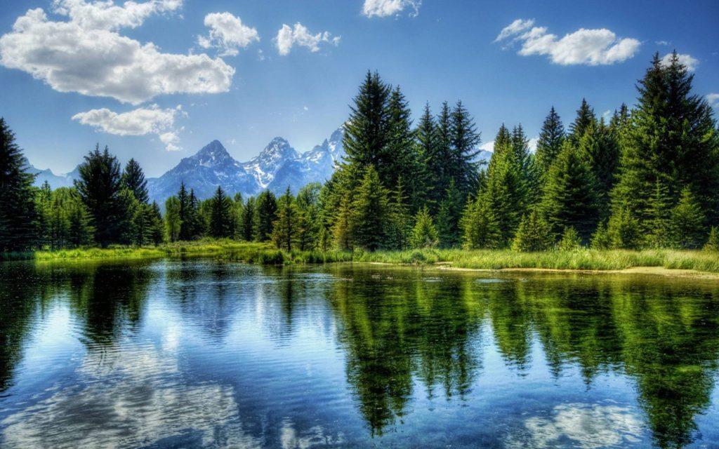 26 советов о том, как улучшить пейзажную фотографию