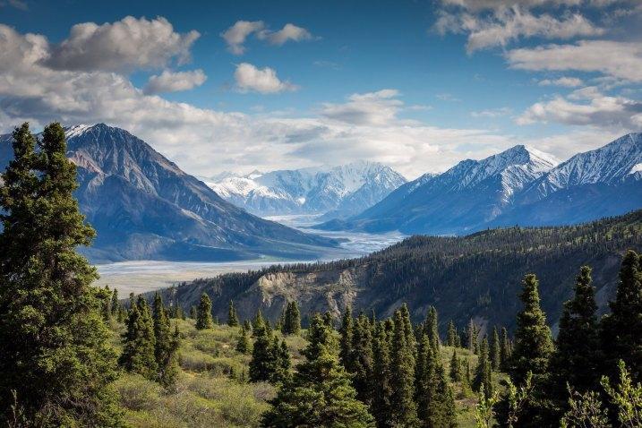 Эта пейзажная фотография Калена Эмсли было снято с f/22.