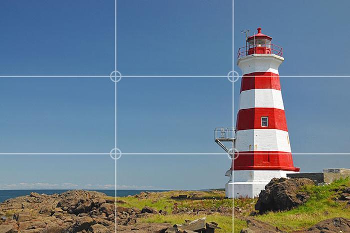 Изображение маяка