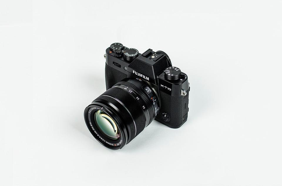 Виды цифровых камер