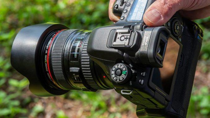 Режим съемки на фотокамерах