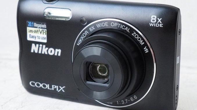 Обзор Nikon Coolpix A300
