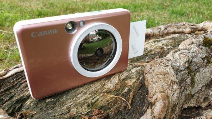 Обзор Canon Zoemini S