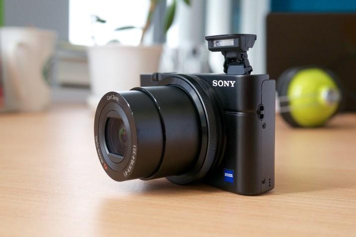 Продвинутые компактные камеры.