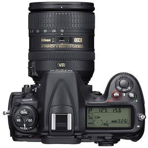 Режим камеры на Nikon D300s