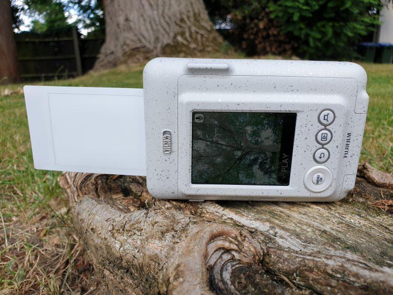 Обзор Fujifilm Instax Mini LiPlay