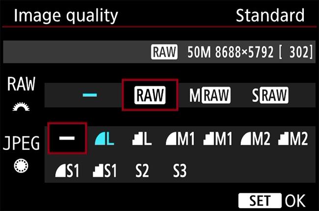 Что такое RAW в фотографии