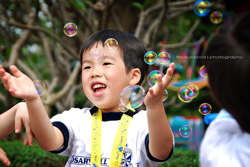 Фотография ребёнка