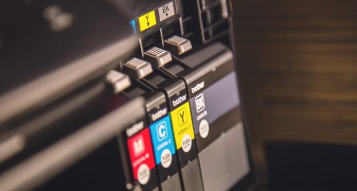 Принтеры используют цветовую модель CMYK