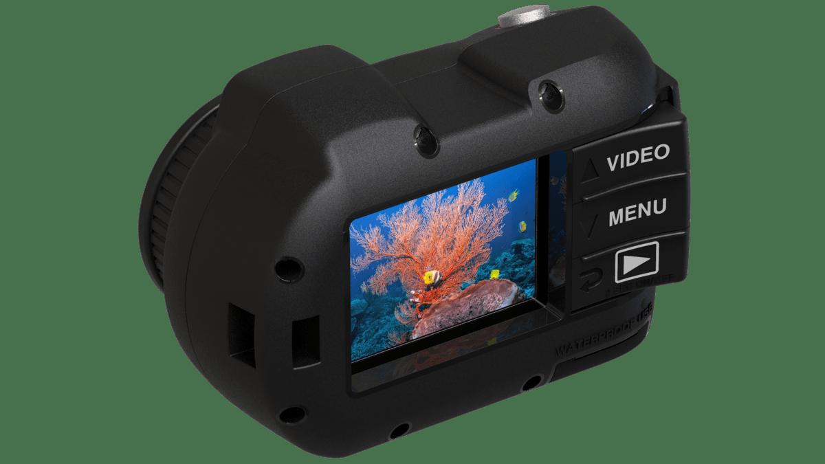 Камера для подводной фото видео съемки - SeaLife Micro 3.0