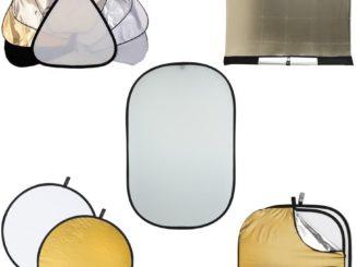 Как использовать отражатель в фотографии