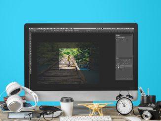 Инструмент кадрирования в фотошопе