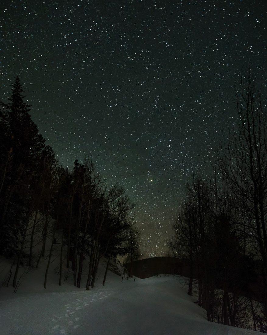 фотках после как сфотографировать ночное небо на телефон семейства