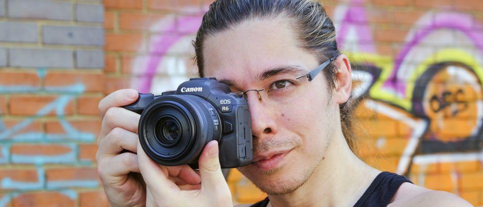 Обзор фотокамеры Canon EOS R6