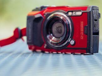 Обзор фотоаппарата - Olympus Tough TG-6