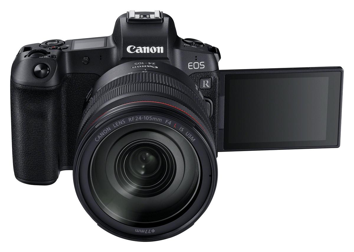 Обзор Canon EOS R