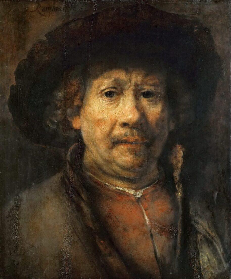 Освещение Рембрандта в фотографии