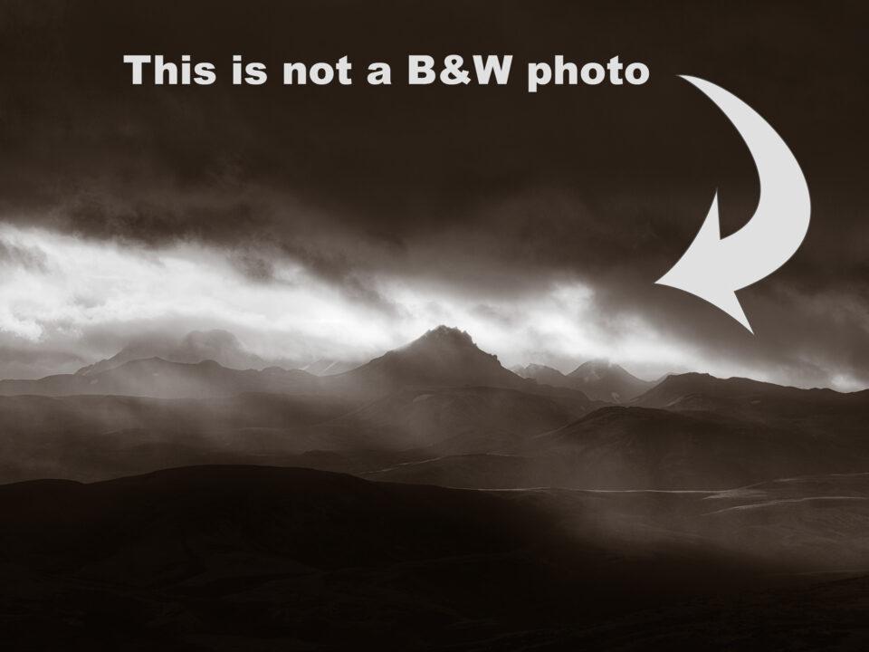 Всё про черно-белую фотографию