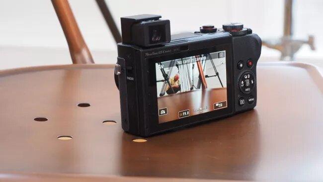 Обзор PowerShot G5 X Mark II