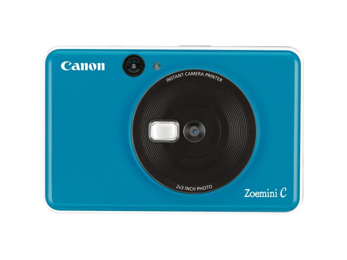 Обзор Canon Zoemini S – маленькой моментальной фотокамеры