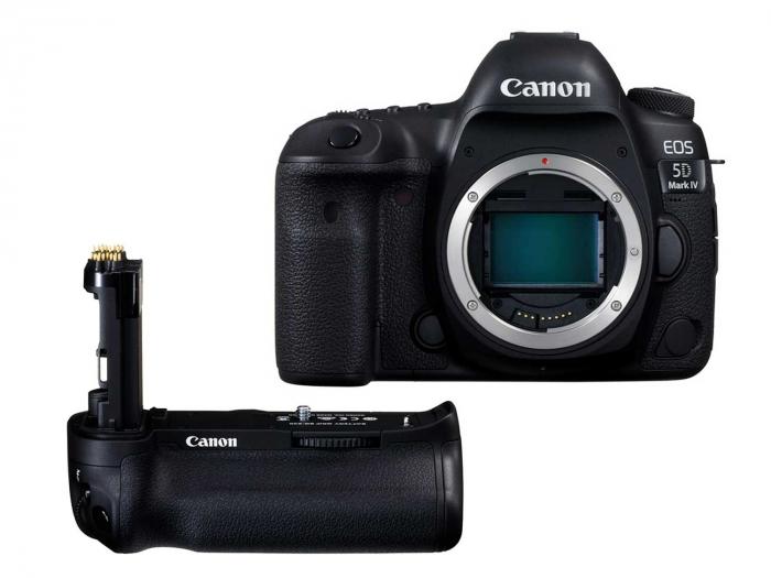 Тестирование ISO фотокамер Canon R5, R6, 5D Mark IV и 1D X Mark III