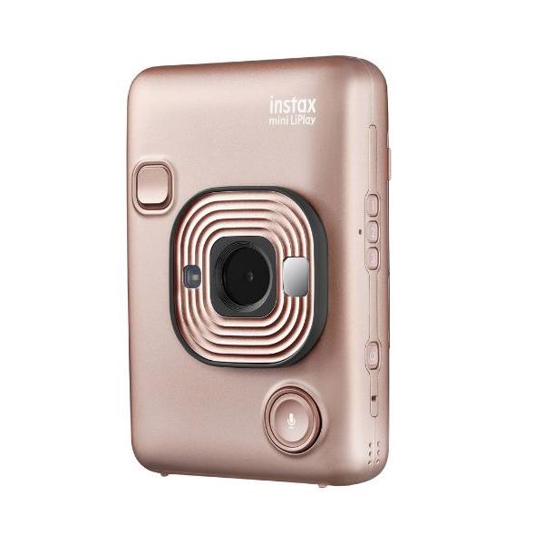 Обзор фотокамеры Fujifilm Instax Mini LiPlay