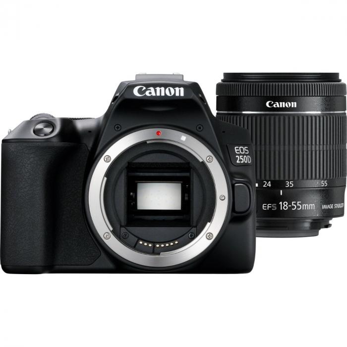 Обзор фотокамеры - Canon EOS 250D