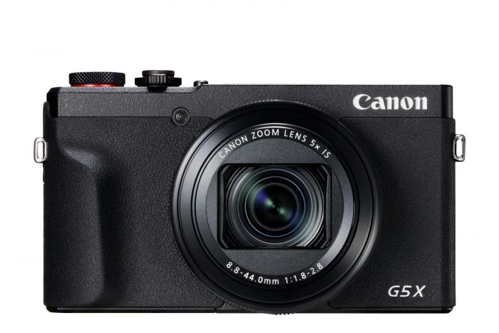Обзор фотоаппарата Canon PowerShot G5 X II