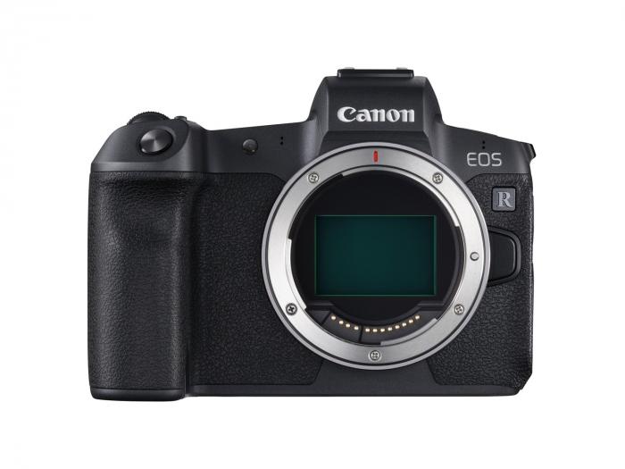 Обзор фотокамеры Canon EOS R